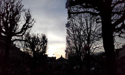 dark in december