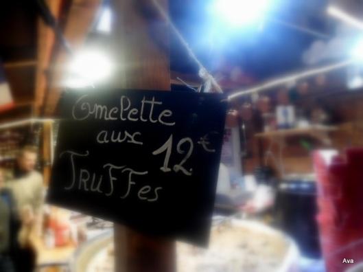 omelette aux truffes 2