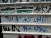 street art- letters