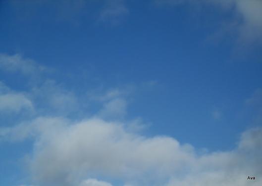 nuages du jour
