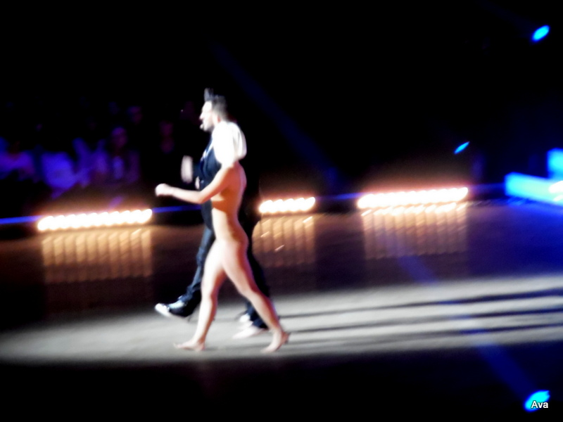 Chris Marques et Denitsa Ikonomova
