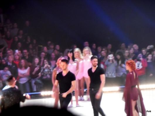 danseurs danse avec les stars