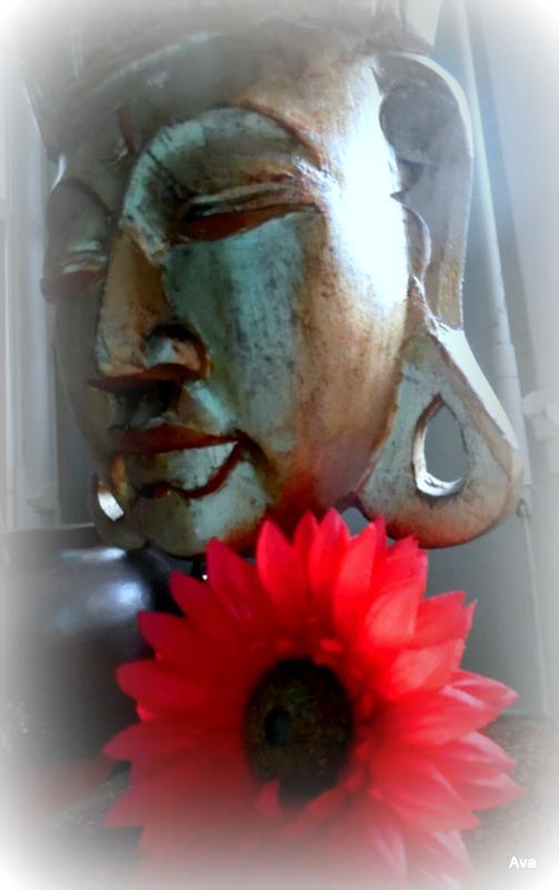 Bouddha penseur 2