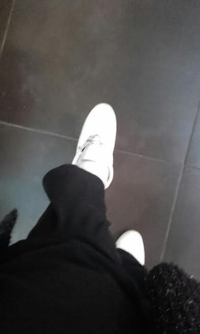pied en résine