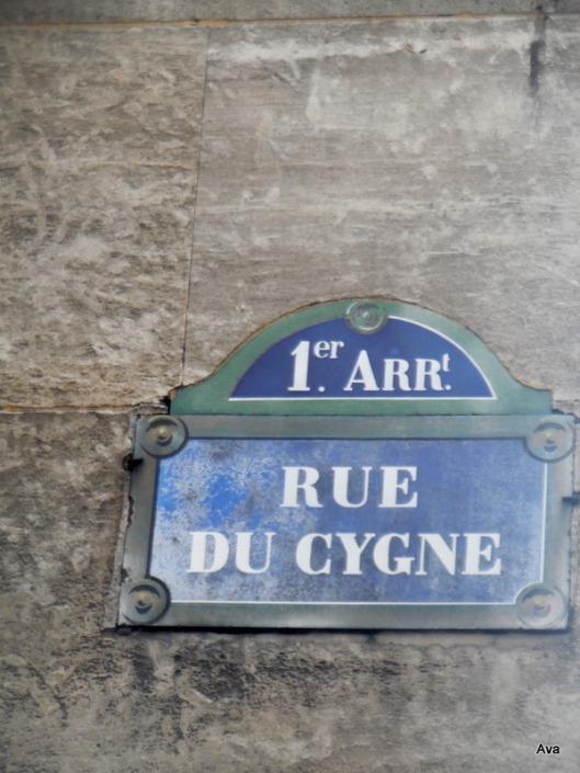 rue du Cygne