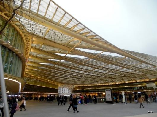La canopée Paris