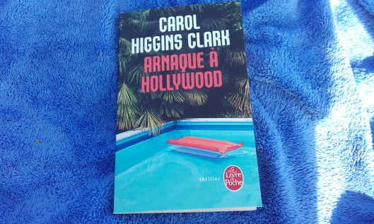 Arnaque à Hollywood livre