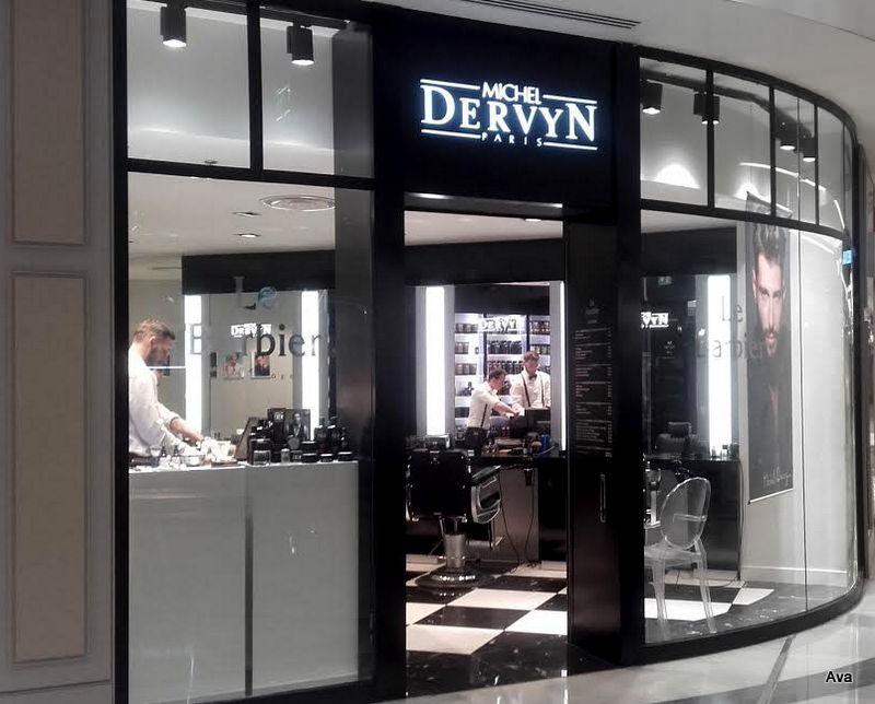 boutique Le Barbier Michel Dervyn So Ouest