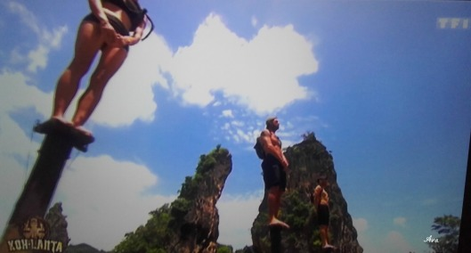 epreuves des poteaux Koh Lanta 2016