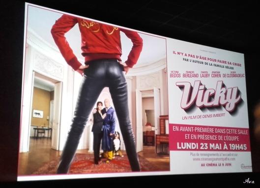 Vicky Affiche du film