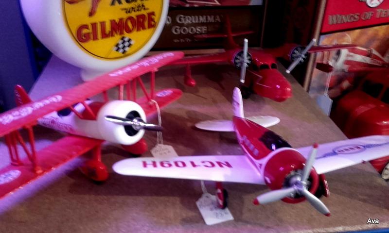 avions vintage