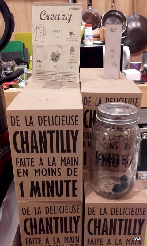 DE LA CHANTILLY