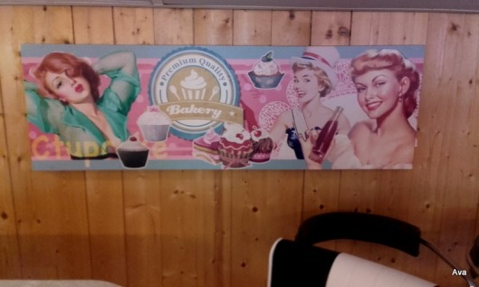 deco murale vintage 2