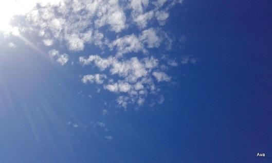 ciel du jour