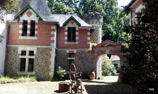 belle maison de Noirmoutier