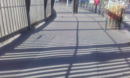 jeux d'ombre et de lumiere