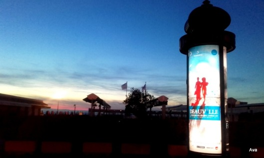 affiche festival du cinéma américain de Deauville