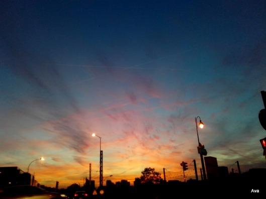 Coucher de soleil mon beau manoir - Heure de coucher du soleil aujourd hui ...
