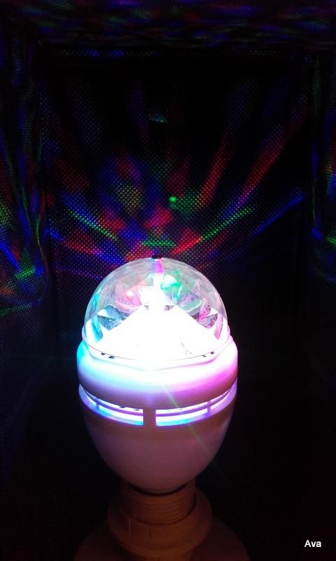 lampe-led-effet-boule-a-facettes