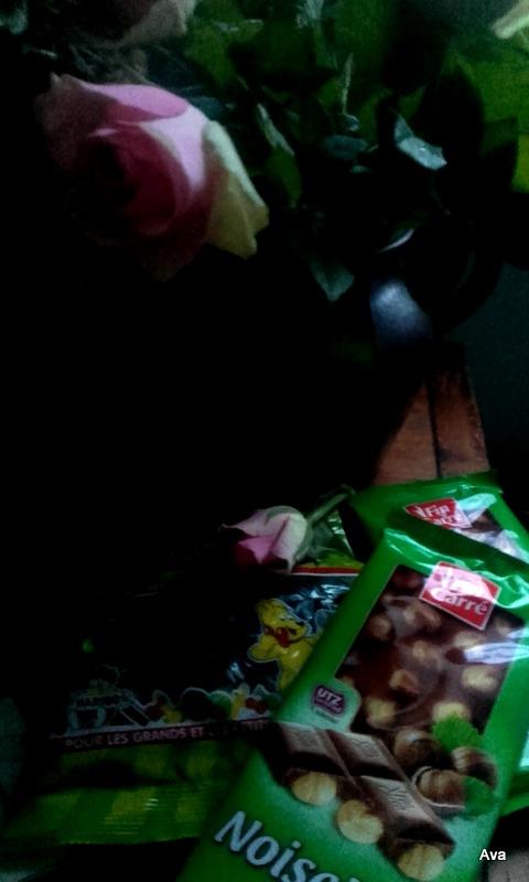 rose-chocolat-bonbons