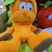 peluche carotte