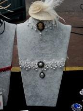 bijoux au marché