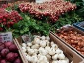 légumes marché Mers les Bains