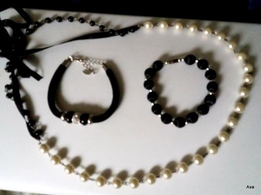 mes achats bijoux