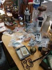 objets divers de brocante